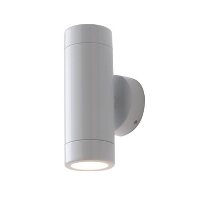 Saxby Lighting Odyssey Up / Down 2 Light Wall Spotlight