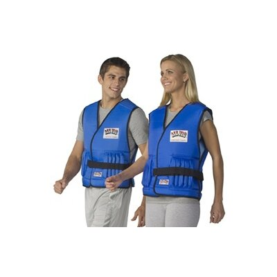 All Pro Exercise Products 20 lbs Weight Adjustable Power Vest