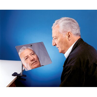 Ableware Clamp On and Adjustable Speech Mirror
