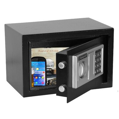Dial Lock Security Safe 0.37 CuFt