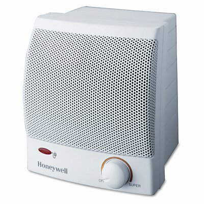 Honeywell Quick Heat 1,500 Watt Ceramic Compact Space Heater with Adjustable Thermostat