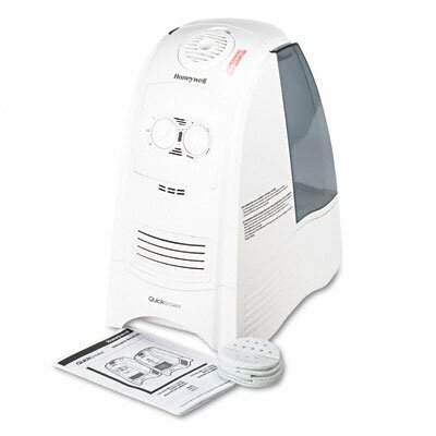 Honeywell Quicksteam Warm Moisture Humidifier for Medium to Large Rooms