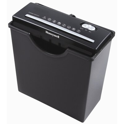 Honeywell 6 Sheet Strip-Cut Shredder