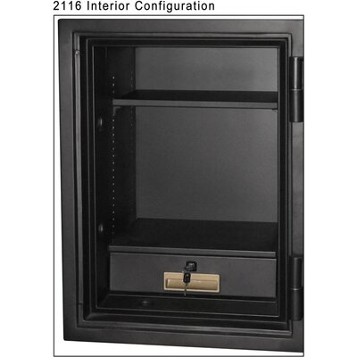 Honeywell Water Resistant Steel Fire and Security Safe (2.1 Cubic Feet)