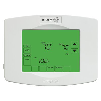 Honeywell Z-Wave Touchscreen Programmable Thermostat