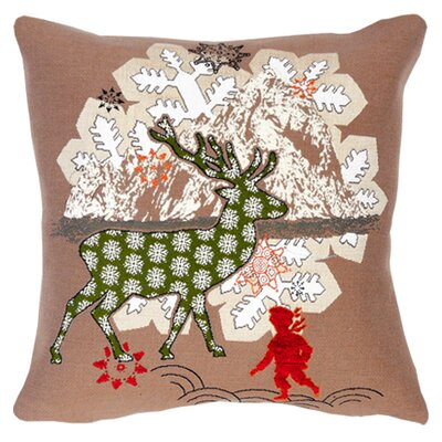 Jules Pansu French Tapestry Pillow