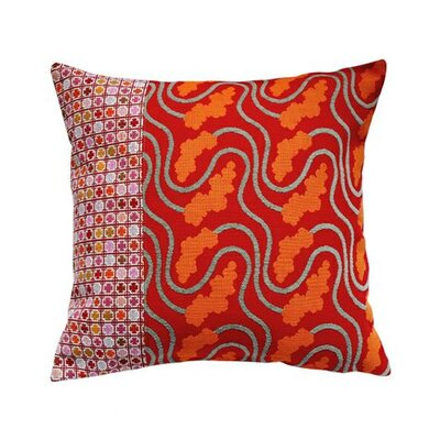 Jules Pansu Jane Tapestry Cotton Twill Pillow