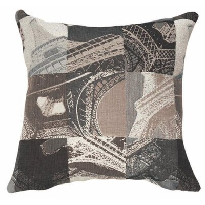 Jules Pansu French Tapestry Gustave Cotton Pillow