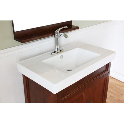 "Bellaterra Home Chapman 31.5"" Single Vanity Set"