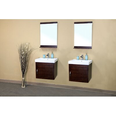 Bellaterra Home Morris Bathroom Mirror