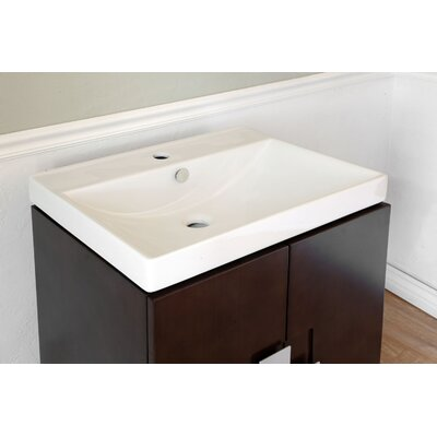 "Bellaterra Home St. Germain 25"" Single Vanity Set"
