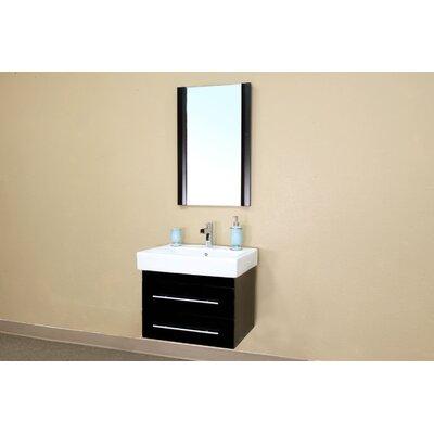 "Bellaterra Home Pickering 24.25"" Single Vanity Set"