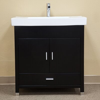"Bellaterra Home Ramsey 31.5"" Single Vanity Set"