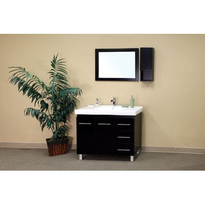 Bellaterra Home Payne Bathroom Mirror