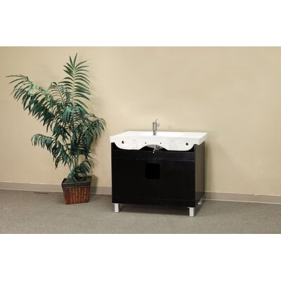 "Bellaterra Home Payne 40.2"" Single Vanity Set"