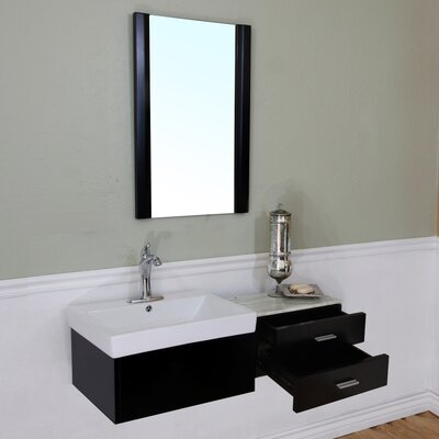 "Bellaterra Home Knox 44.9"" Single Vanity Set"