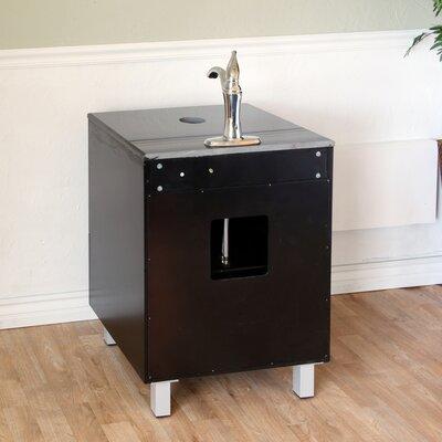 """Bellaterra Home Chandler 22"""" Single Bathroom Vanity Set"""