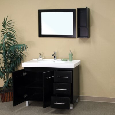 "Bellaterra Home Payne 40"" Single Vanity Set"