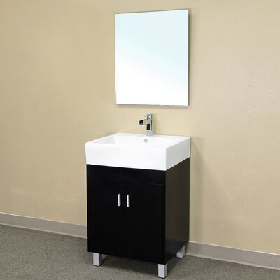 "Bellaterra Home Graham 22.8"" Single Vanity Set"