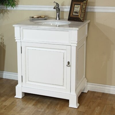 "Bellaterra Home Tremont 30"" Single Vanity Set"