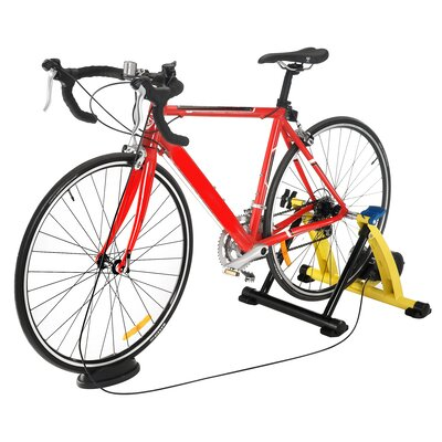Pro Zone Smooth Magnetic Resistance Bike Trainer