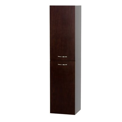 Wyndham Collection Accara Wall-Mounted Bathroom Storage Cabinet