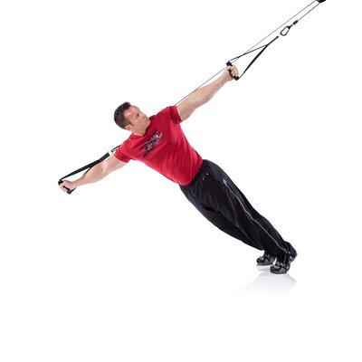 CrossCore 180 Rotational Bodyweight Trainer
