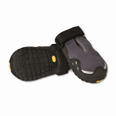 Ruff Wear Bark'n Boots™ Grip Trex™ Dog Boot in Granite Grey