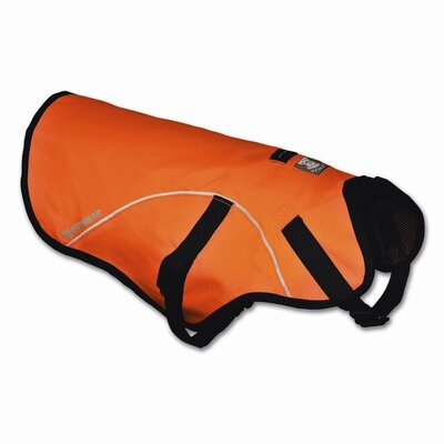 Ruff Wear Track Dog Jacket™ in Blaze Orange
