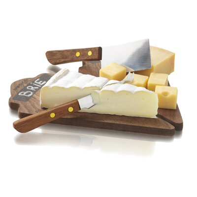 Boska Holland 4 Piece Cheese Dessert Set