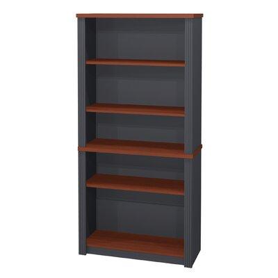 """Bestar Prestige + 66.8"""" Bookcase"""