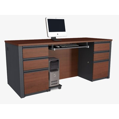 Bestar Prestige + Executive Desk Kit