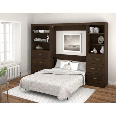 Bestar Pur Double Murphy Bedroom Collection