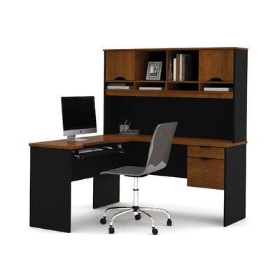 Bestar Innova L-Shaped Desk Office Suite
