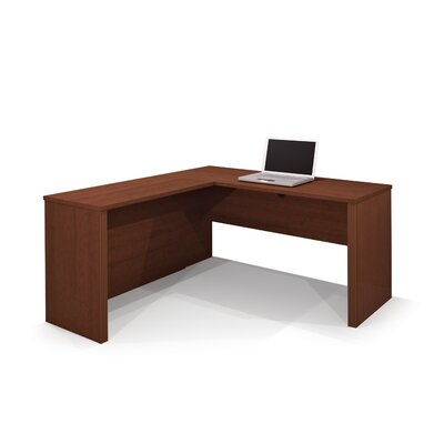 Bestar Prestige + L-Shaped Workstation