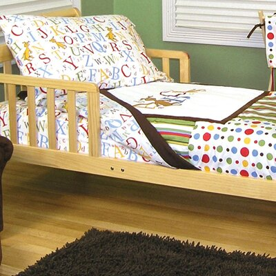 Trend Lab Dr Seuss ABC Toddler Bedding Collection