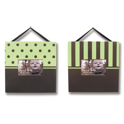 Trend Lab Picture Frame (Set of 2)