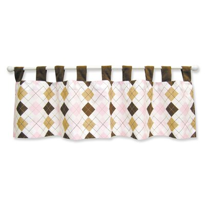 Trend Lab Prep School Curtain Valance