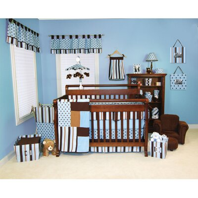 Trend Lab Max 4 Piece Crib Bedding Set