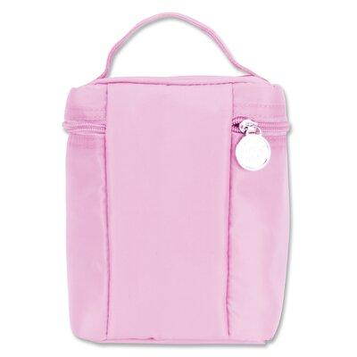 Bottle Bag in Pink