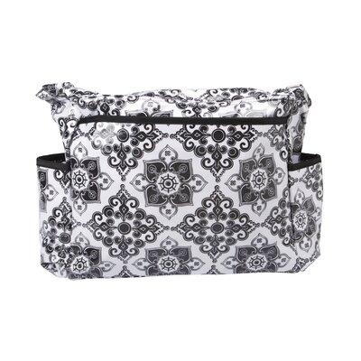 Trend Lab Versailles Messenger Diaper Bag
