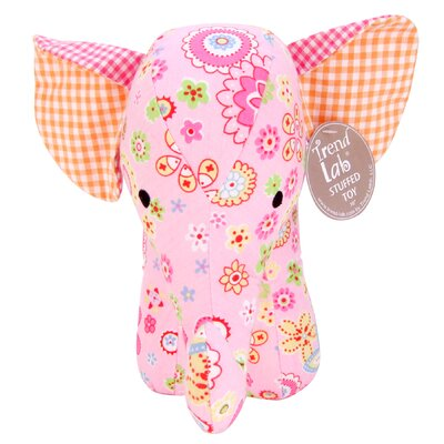 Trend Lab Sherbet Elephant Stuffed Toy
