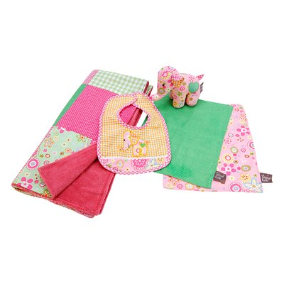 E is for Elephant 5 Piece Gift Set