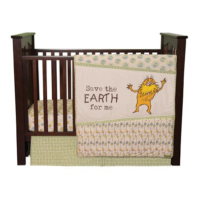 Trend Lab Dr. Seuss Lorax Crib Bedding Collection