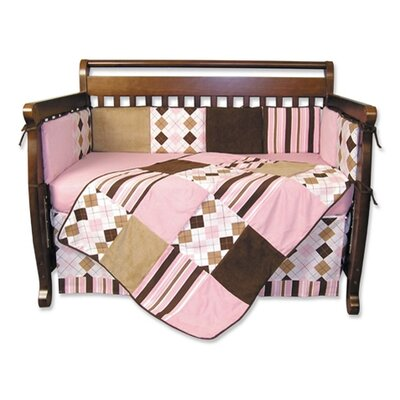 Trend Lab Prep School 4 Piece Crib Bedding Set