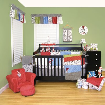 Trend Lab Dr Seuss Crib Bedding Collection