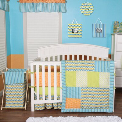Levi Crib Bedding Collection