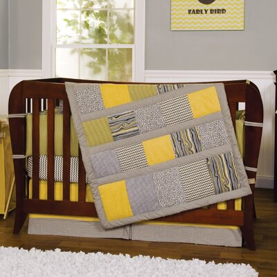 Trend Lab Hello Sunshine Crib Bedding Collection