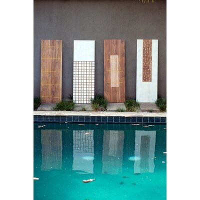 RS Furnishings Pura Vida I Off The Grid Room Divider