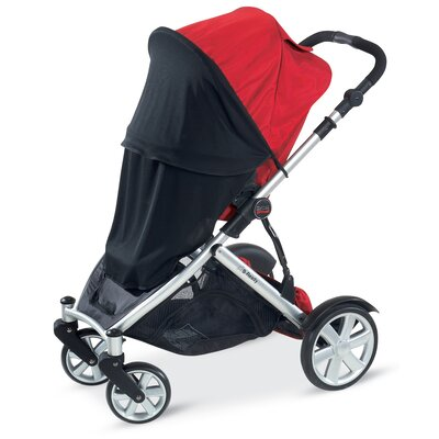 Britax B-Ready and B-Scene Stroller UV Mosquito Bug Cover